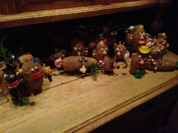 Potatohead family reunion