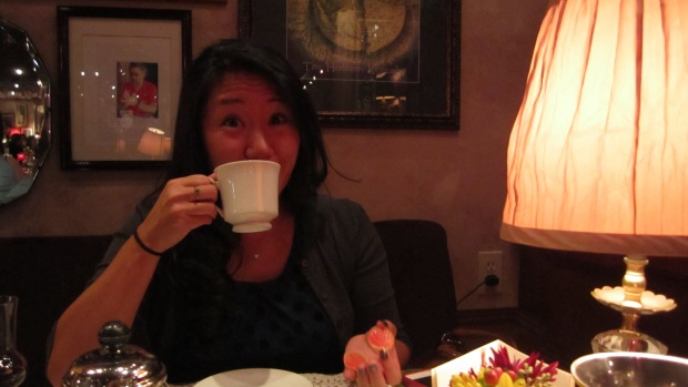 Coffee makes me deliriously happy